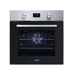Multipurpose Oven Cata MD6106X 60 L AquaSmart 2200W Stainless steel Black