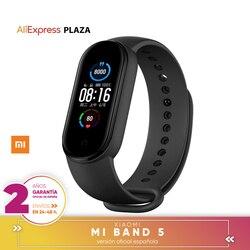 [Официальное Испанская версия гарантии] Xiaomi отправил свой группа 5-монитор частоты сердечных, монитор наблюдения за сном, Женский Изделия ме...