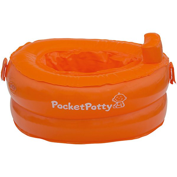 Inflatable Road Pot PocketPotty Interchangeable Packages