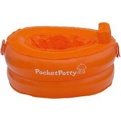 Opblaasbare road pot PocketPotty verwisselbare pakketten
