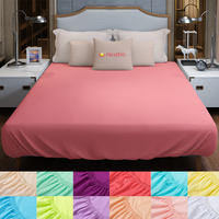 bed sheets with elastic mattress bed linen cotton sheet bedset kit set duvet cover pillow bedroom classic color New Year 11.11