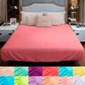 4000125455709 - Sábanas de cama con colchón elástico, sábanas de algodón, juego de sábanas, juego de edredón, funda de almohada, dormitorio, color clásico, Año Nuevo 11,11
