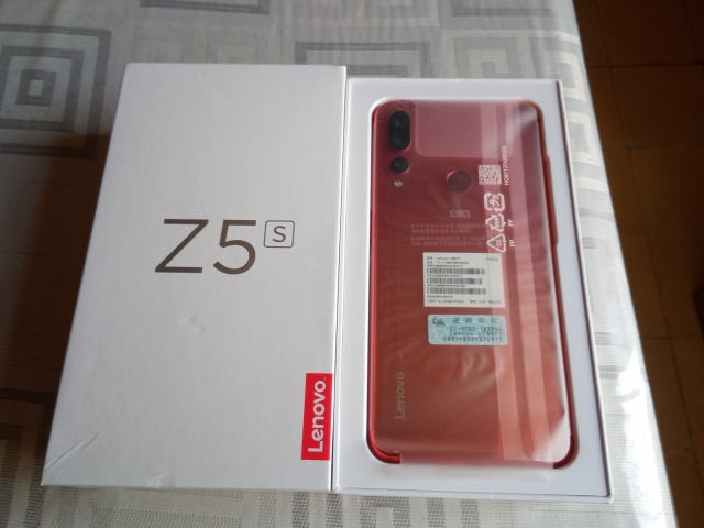 GLOBAL ROM Lenovo Smartphone Z5S 4/6GB 64/128GB Mobile Phone 6.3 Inch 2340*1080 Rear AI Zoom 3 Camera Octa Core 710 Processor Cellphones    - AliExpress