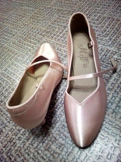 Sapatos de dança Clássico Fresco Modernos