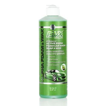 DVX DVX aktywnych śnieg pianka myjnia mydło z wosku i zielone jabłko zapach pH zrównoważone 473 Ml tanie i dobre opinie Divortex