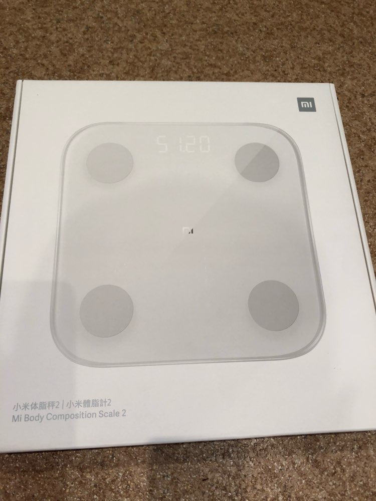 Smart Scales Xiaomi Mi body composition scale 2 electronic scales with diagnostics Bluetooth definition share accurate measurement Bathroom Scales    - AliExpress
