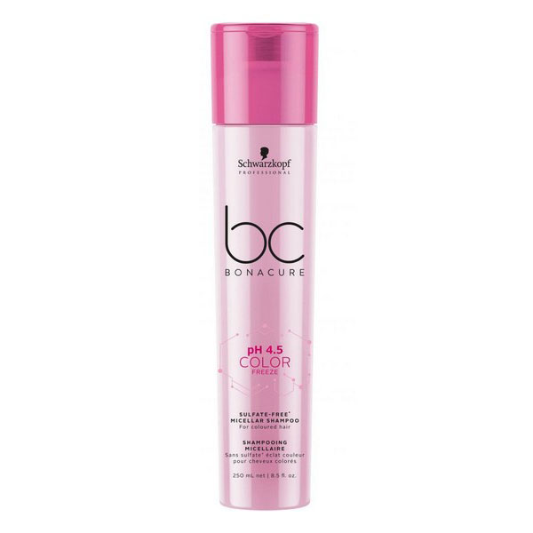 Shampoo For Coloured Hair Bc Schwarzkopf 2097 (250 Ml)