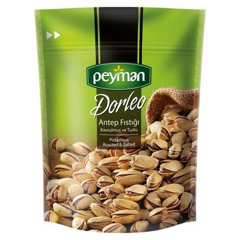 Pistachio Nuts Fresh Healthy Peyman Dorleo Pistachios Turkish High Quality Roasted Salted Pistachio Nuts 137 Gr недорого