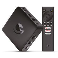 ТВ плеер Engel EN1015K 8 GB WiFi черный