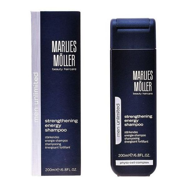 Revitalizing Shampoo Men Unlimited Marlies Möller