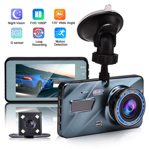 3.6 Inches 1080P HD Dash Cam Car DVR Camera Recorder With G-sensor 170 Degree Wide Viewing Car Dashcam Night Vision Camcorder(China)