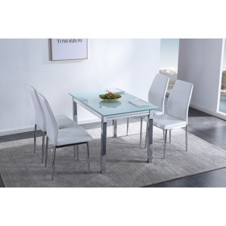 Table For Kitchen Or Dining New York Extendable.