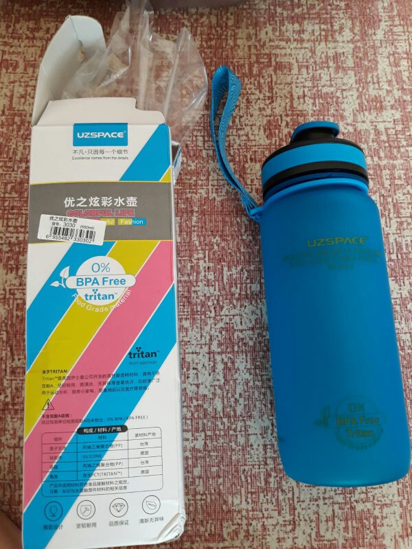 Limited Water Bottle 650ml 1000m Direct Drinking Portable Leakproof Plastic Shaker Travel Climb Sport My Bottle Tritan BPA Free|tritan bpa free|bottle tritanwater bottle 650ml - AliExpress