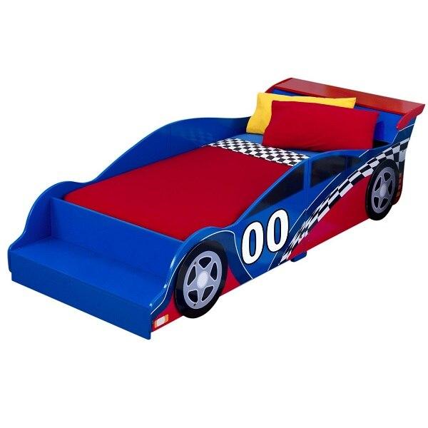 Children Beds KidKraft  Children\'s Bed Racing Car\