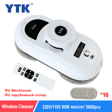 Robot Vacuum-Cleaner Window-Cleaning-Robot Glass Electric YTK Remote-Control Intelligent
