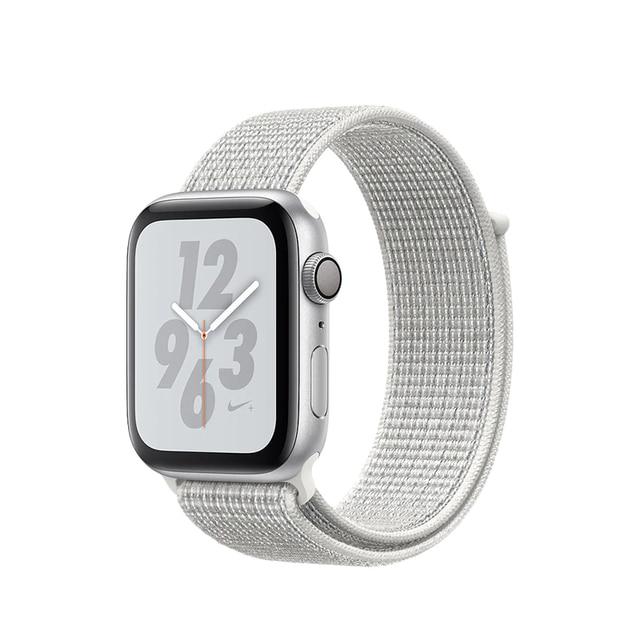 Смарт-часы Apple Watch S4, 40 мм, Nike+ Sport Loop