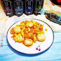 """#美食说出""""新年好""""#无米西红柿蘑菇鸡蛋烩饭~好吃低卡无负担的做法图解12"""