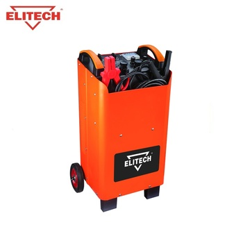 Starting-charger ELITech УПЗ 1000 for trucks and cars charging a dead battery and start the engines of automobiles