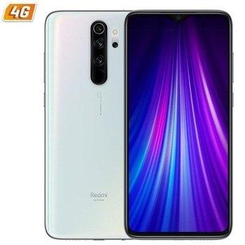 Перейти на Алиэкспресс и купить Xiaomi redmi note 8 pro мобильный смартфон Белый mother-of-pearl-6,53 '/16,58 см-mediatek g90t - 6 ГБ ram - 128 ГБ-cam (64 + 8 + 2 + 2)/20 МП