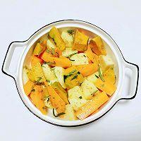 #福气年夜菜#低卡美味~做法简单~烤蔬菜的做法图解6