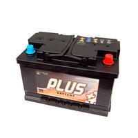 Battery Innova Plus BAT55D 12 v. 55 ah. 480 to. + right (241x175x190) (ac ac) maintenance free