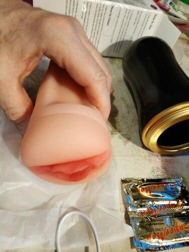 Adult sex toy for man vagina real pussy masturbators cup penis masturbation sex machine male masturbator sexy shop erotic toys photo review