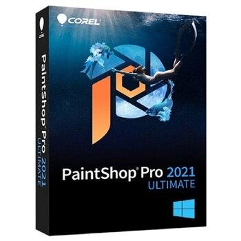 Corel PaintShop Pro 2021 Ultimate | MORE Creative Photo Editing & Graphic Design Software парогенератор tefal gv9563 pro express ultimate care