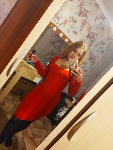 2019 Womens Elegant Sexy Cocktail Party Slim Fit Dresses Square Collar Long Sleeve Slim Design Bodycon Black Blue Red Midi Dress reviews №1 591410