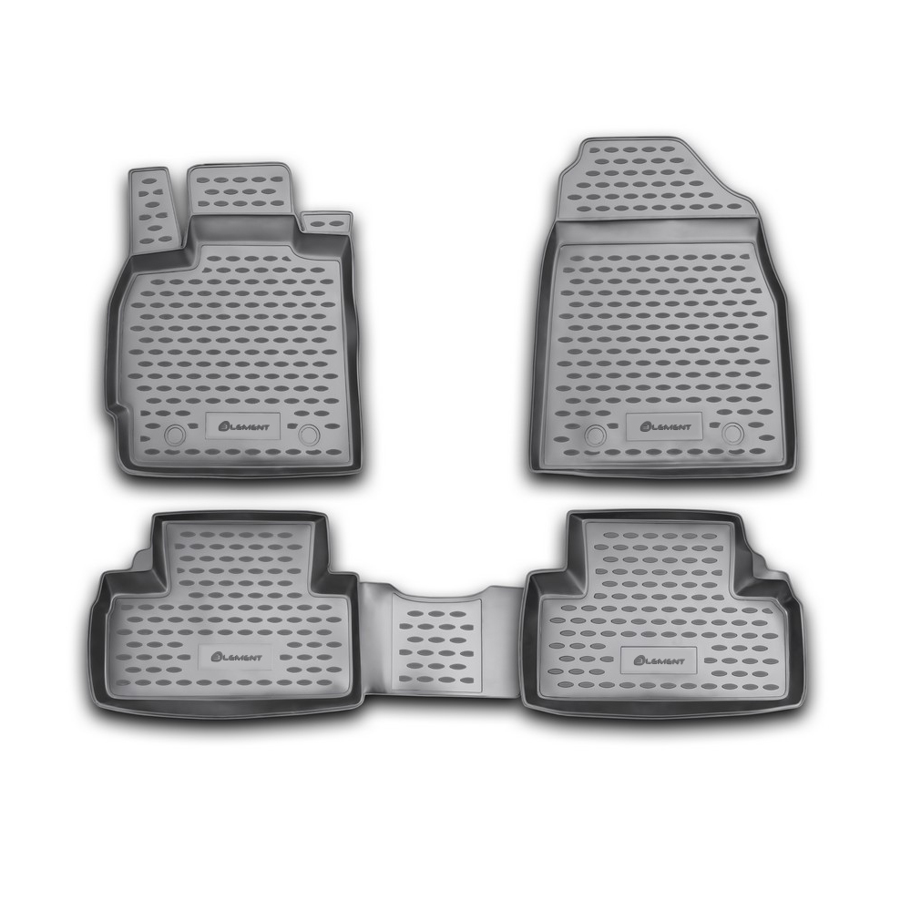 Floor mats for MAZDA CX 7 2010  4 PCs NLC.33.18.210k|  - title=
