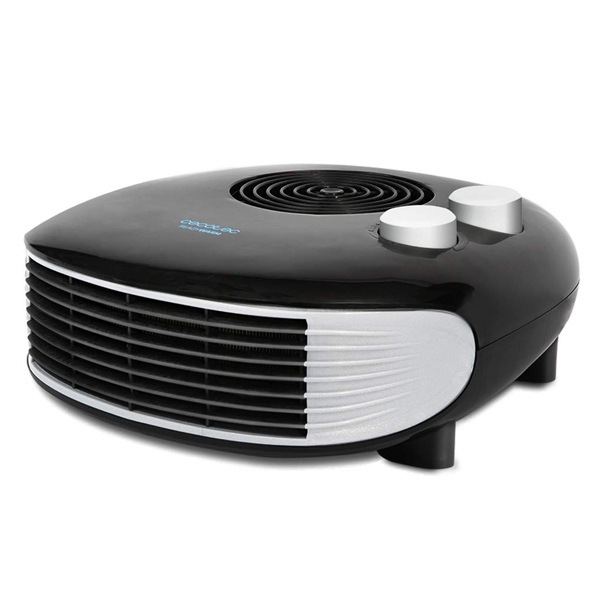 Portable Fan Heater Cecotec Ready Warm 9650 Force Horizon 2000W Black