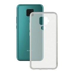 Pokrowiec na telefon Huawei Mate 30 KSIX Flex przezroczysty
