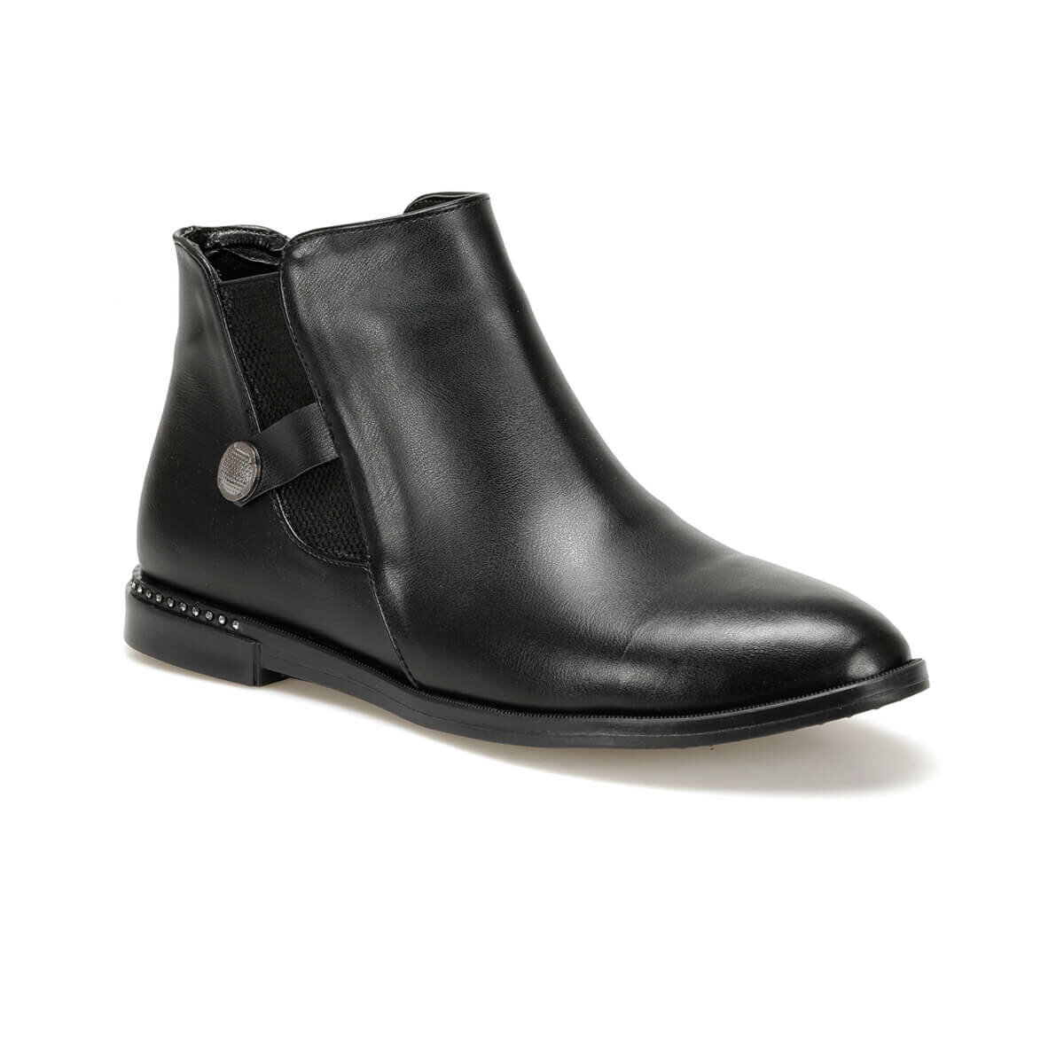 FLO MARC85Z SKIN Black Women Boots BUTIGO