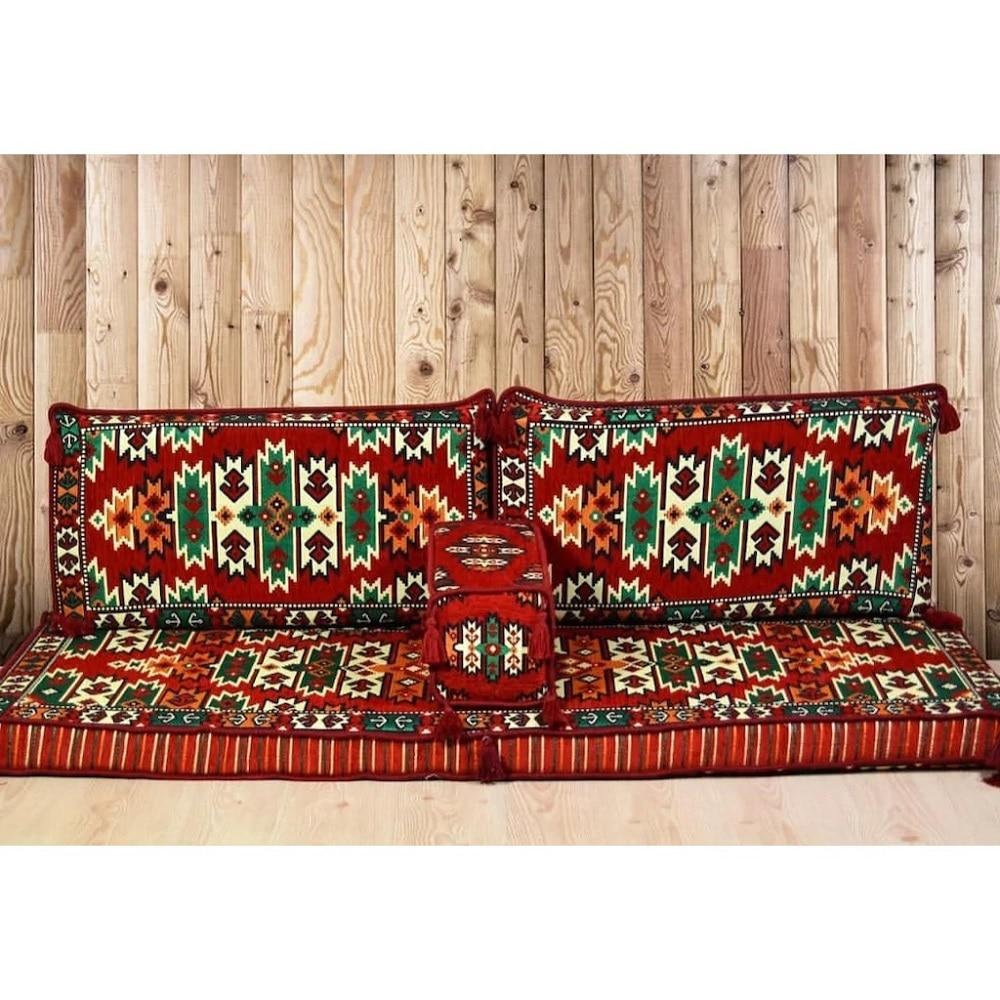 K1 Arabic Couch Furniture Cushion Oriental Floor Sofa Majlis Jalsa