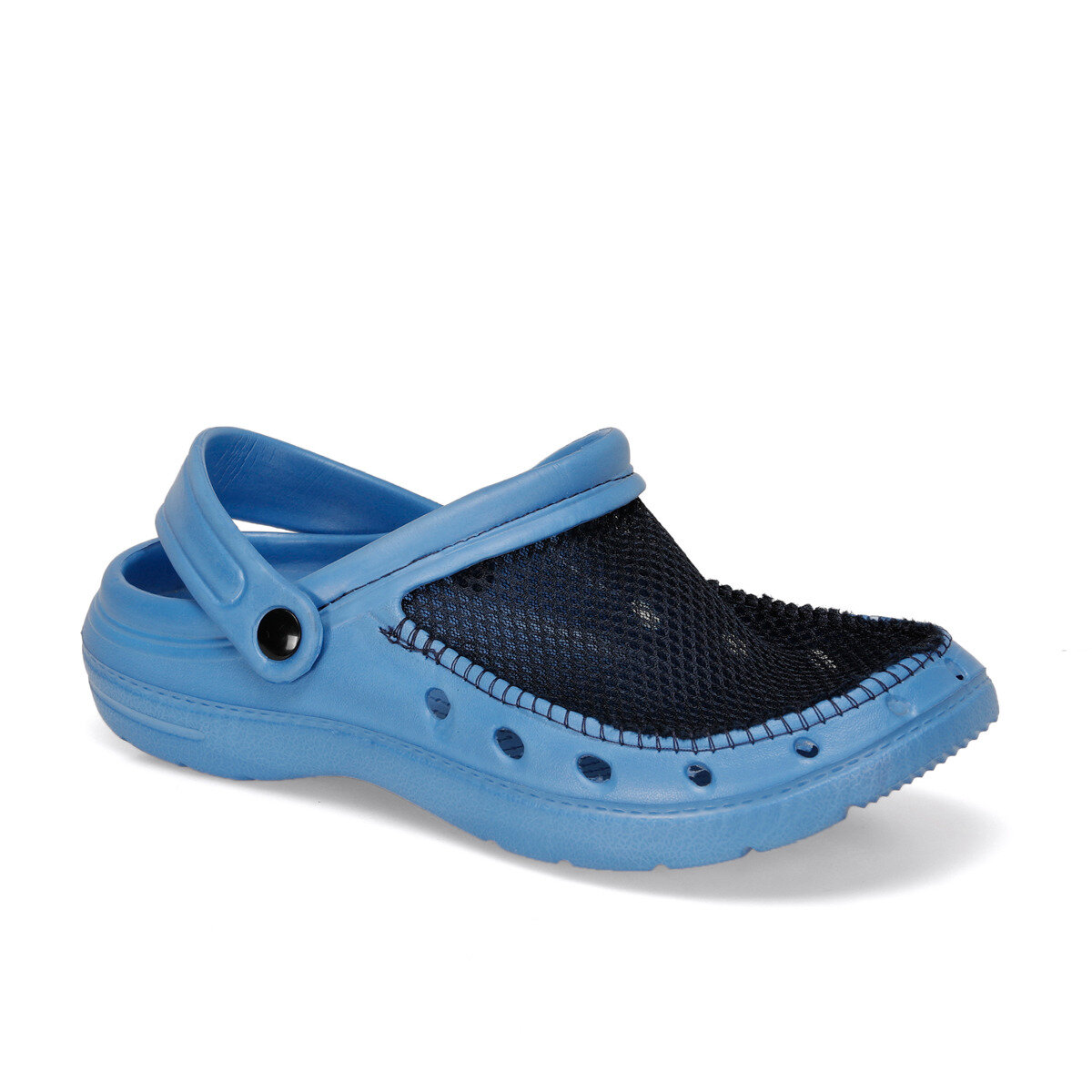 FLO 91. 400063.M Navy Blue Male Slippers Polaris