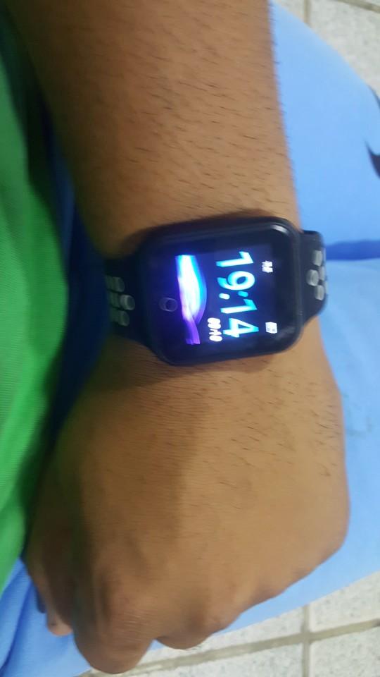 Smartwatch PRO S226 a Prova D'água photo review