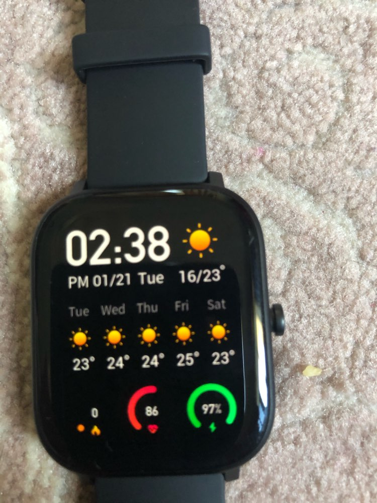 Global Version Amazfit GTS Smart Watch 5ATM Waterproof Swimming Smartwatch NEW 14 Days Battery Music Control for Android Phone|Smart Watches|   - AliExpress