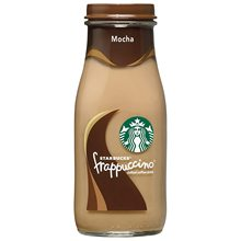 Starbucks Frappuccino Mocha Coffee Drink Drink chocolate milk American Snacks