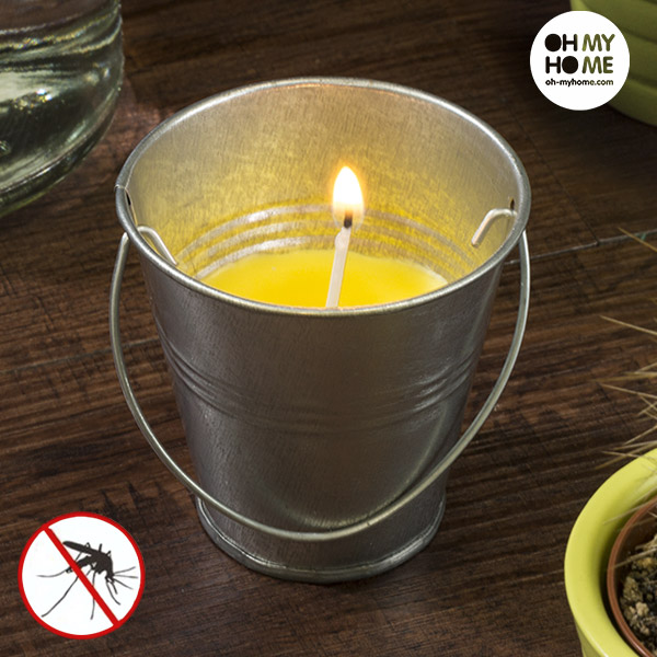 Citronella Bucket Candle
