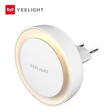 Умный ночной Светильник Йи светильник светодиодный индукционный Ночной светильник с учетом Сенсор для спальни коридора Xiaomi инфракрасная камера с режимом ночного лампа