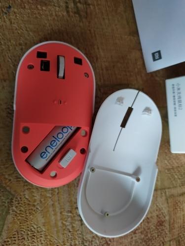 Souris d'ordinateur sans fil Xiaomi
