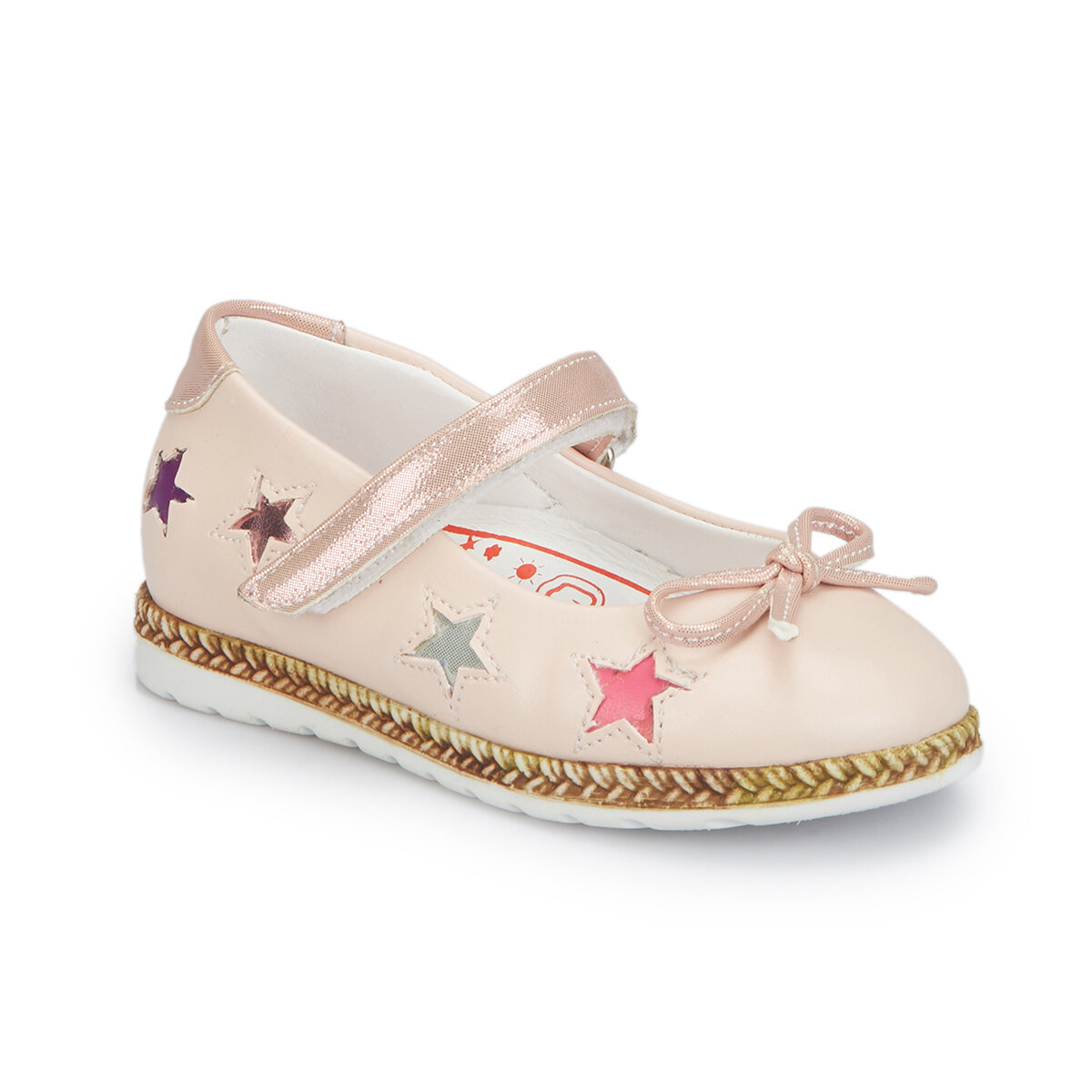 FLO 81. 510024.B Pink Female Child Ballerina Polaris