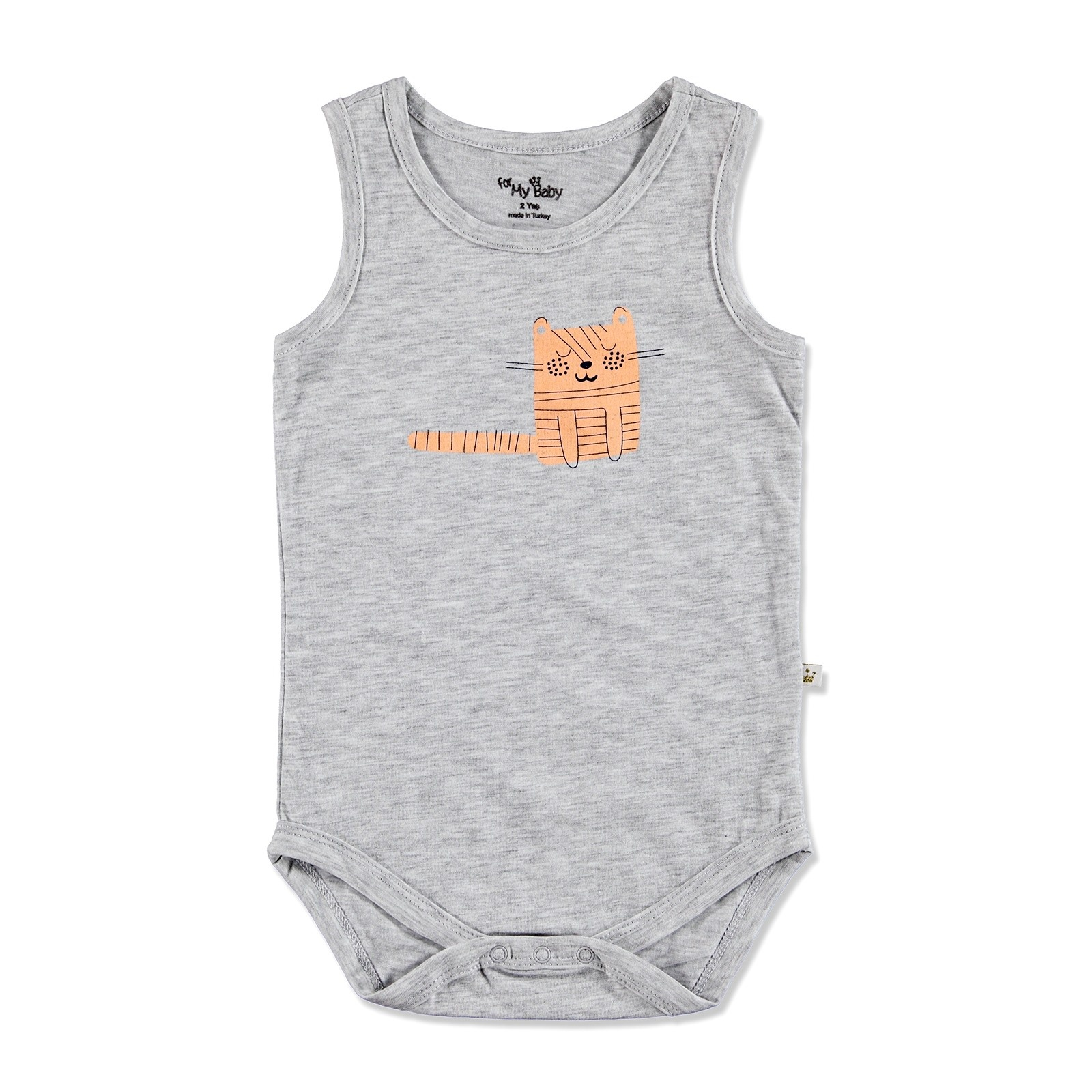 Ebebek For My Baby Summer Boy Alf Supreme Bodysuit
