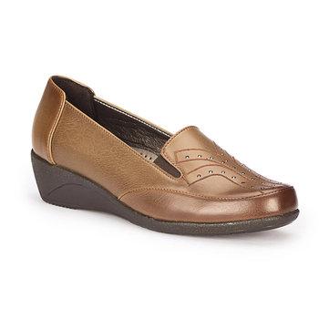 FLO 72 158106 Z czarne damskie buty Gova Polaris tanie i dobre opinie Trzciny