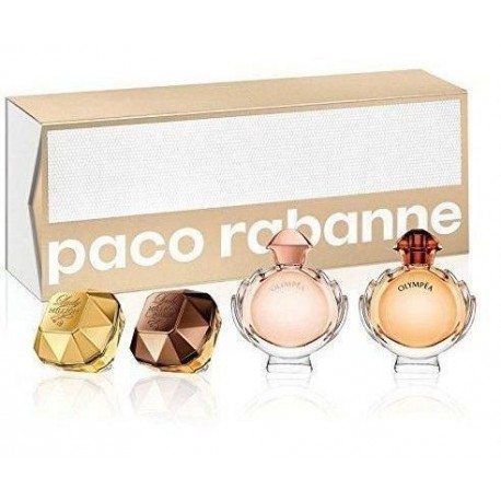 PACO RABANNE MINIATURAS FOR HER