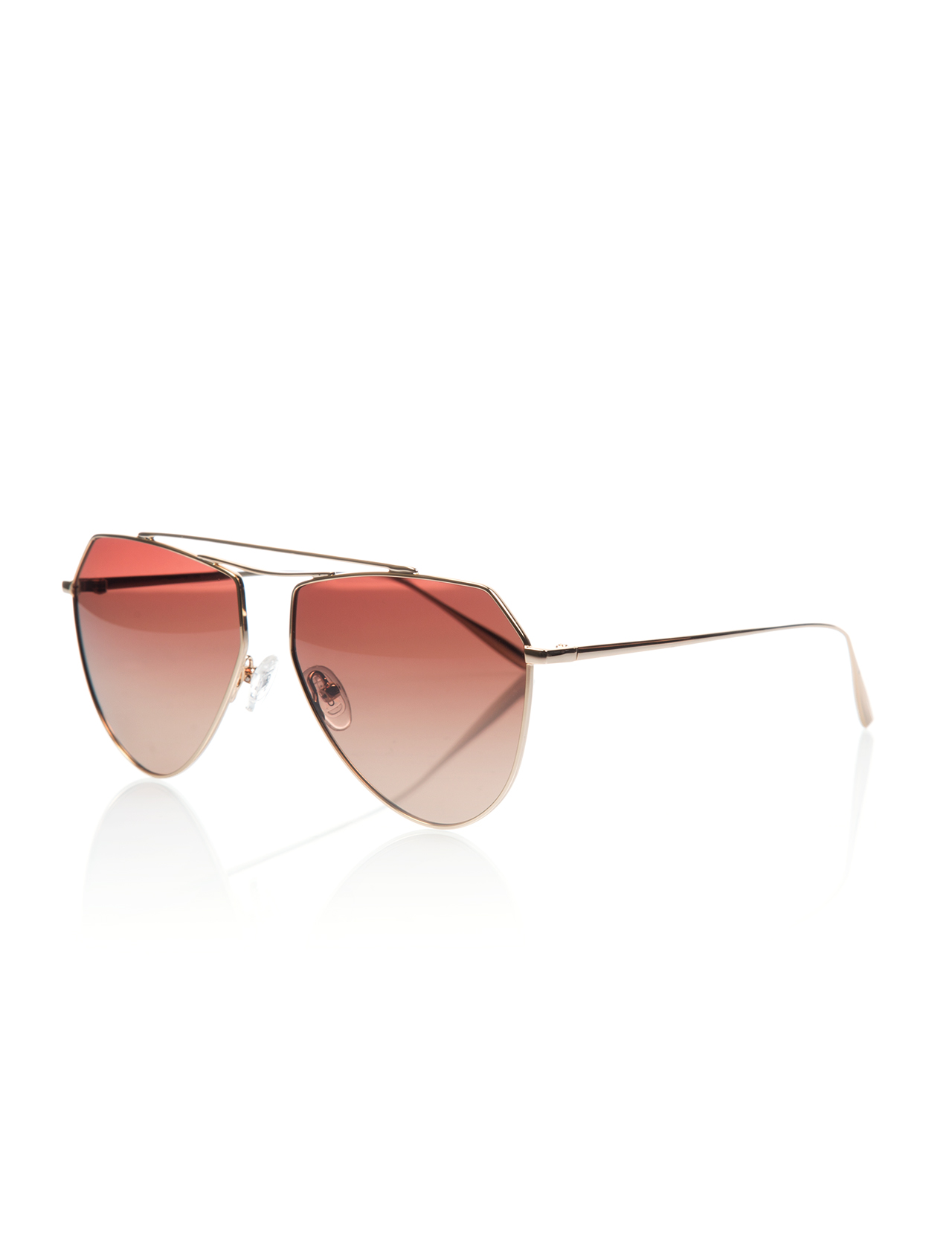 Women's sunglasses os 2372 04 metal yellow unspecified 58 -- osse