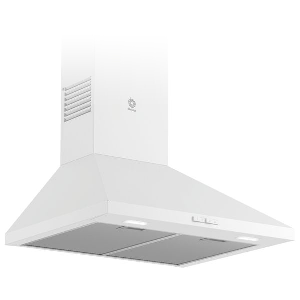 Conventional Hood Balay 3BC666MB 60 Cm 570 M3/h 69 DB 220 W White