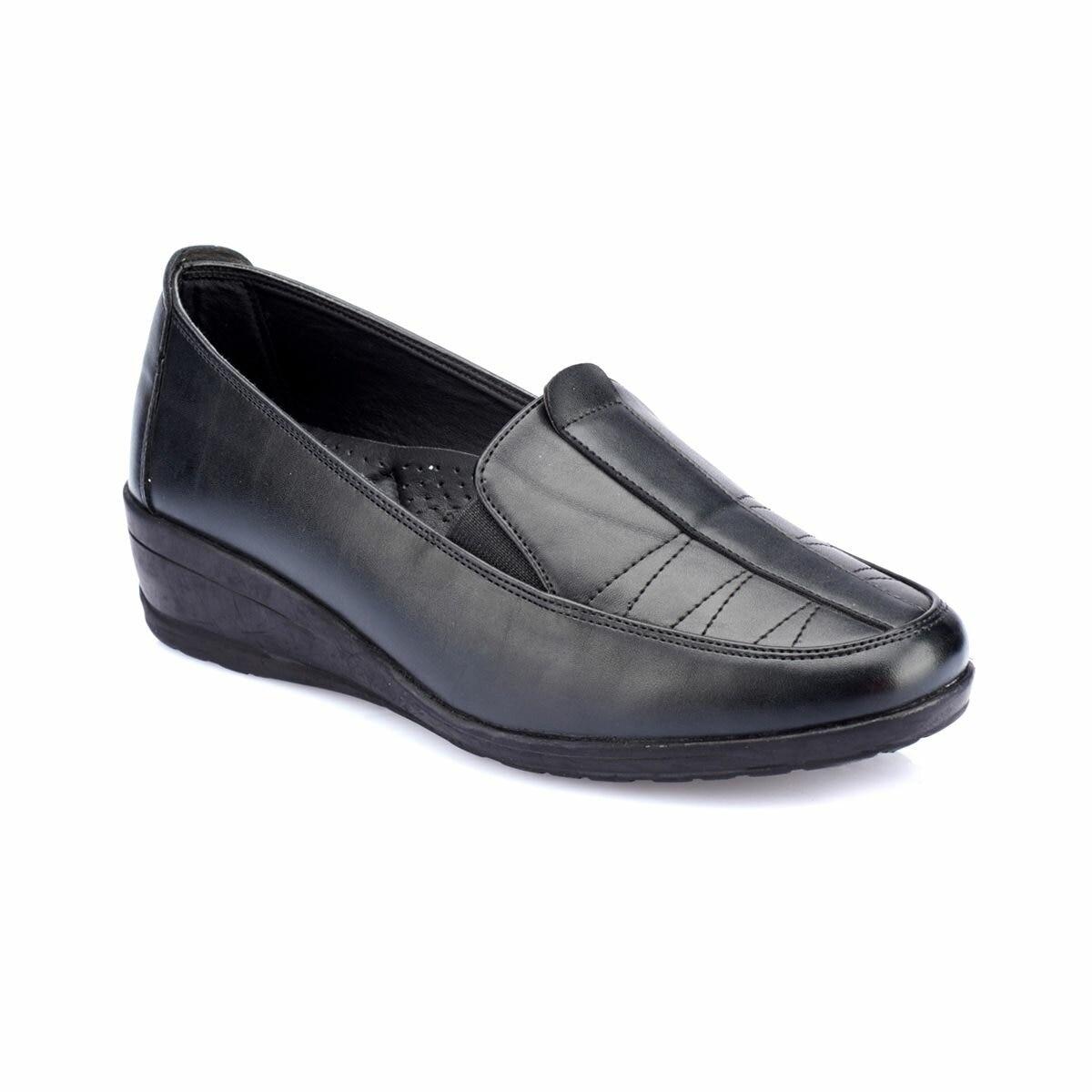 FLO 82.150060.Z Black Women Shoes Polaris