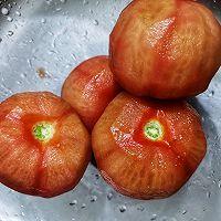 西红柿炒牛肉的做法图解2