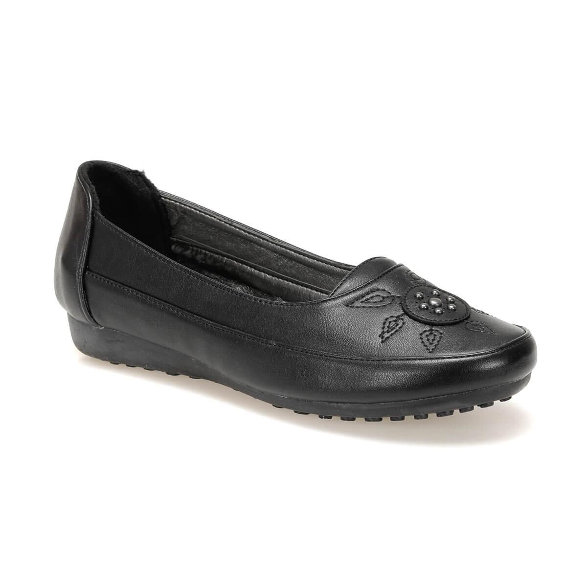 FLO 92.151009.Z Black Women Basic Comfort Polaris