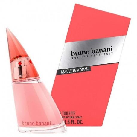 BRUNO BANANI ABSOLUTE WOMAN EDT SPRAY 60ML
